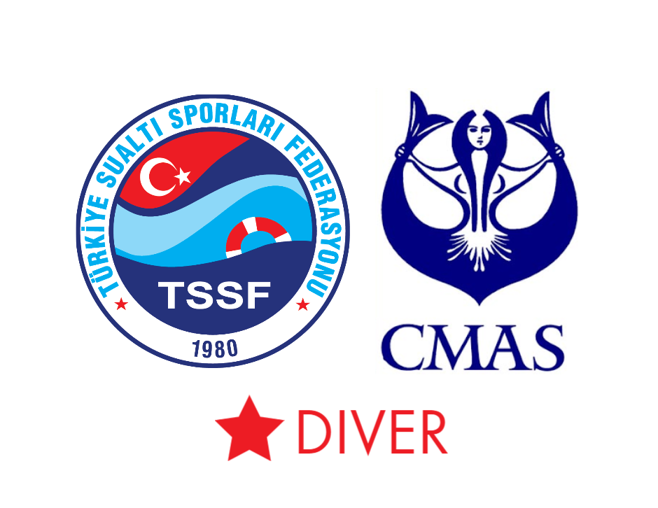 TSSF-CMAS Bir Yıldız Dalıcı