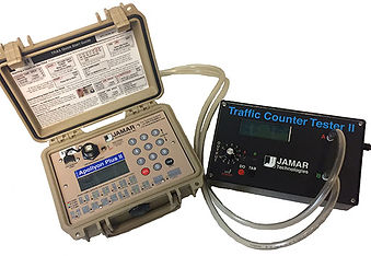 Traffic Counter Tester