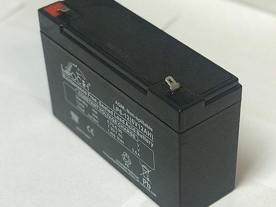 6v12Ah Lead Acid Battery