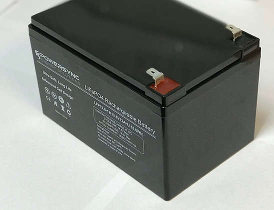 12v12Ah Lithium Battery
