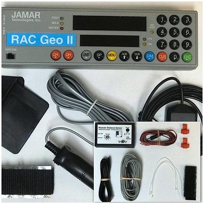 RAC-GEO-II w/Modular Distance Sensor