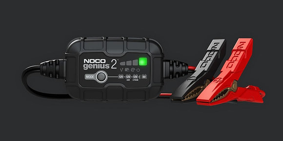 NOCO Genius2 Radar Battery Charger