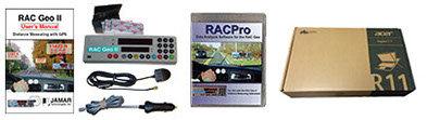 RAC-GEO-II Sign Inventory Bundle