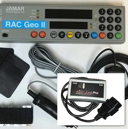 RAC-GEO-II w/OBD Sensor