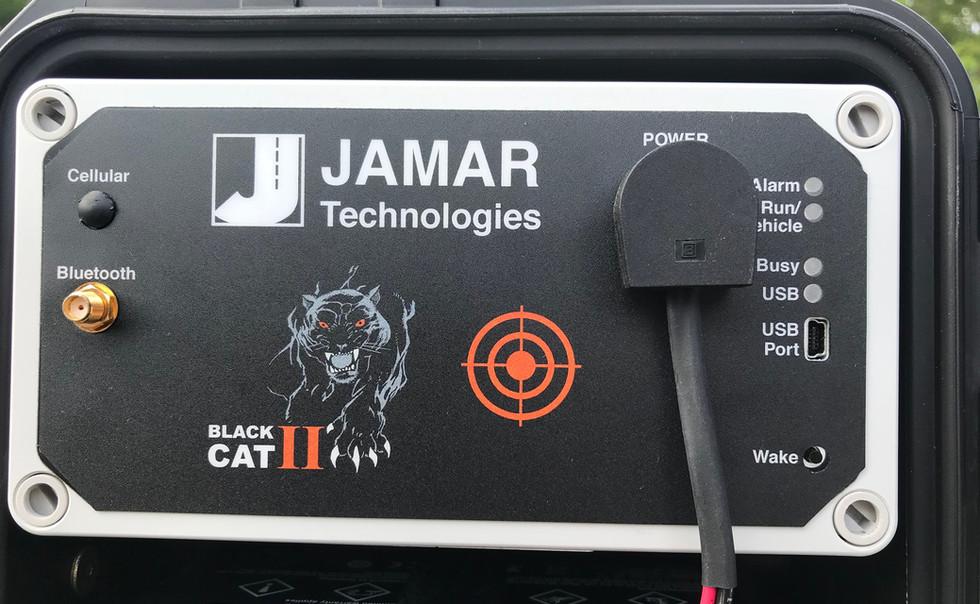 Radar Head Close Up
