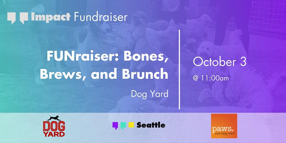 FUNraiser: Bones, Brews, and Brunch