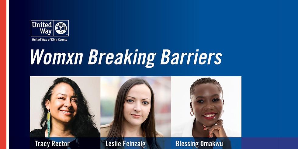 Womxn Breaking Barriers