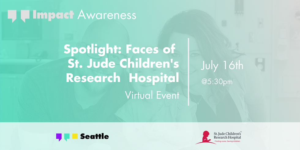 Spotlight: Faces of St. Jude Children's Research Hospital