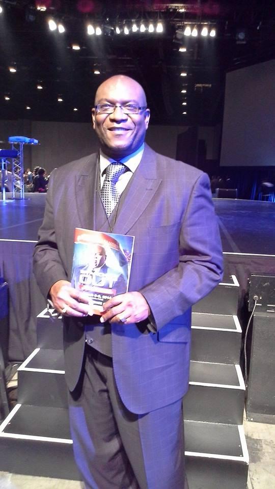 Pastor @ Leadership Conference