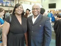 Drs. Wright @ Adri's graduation UF