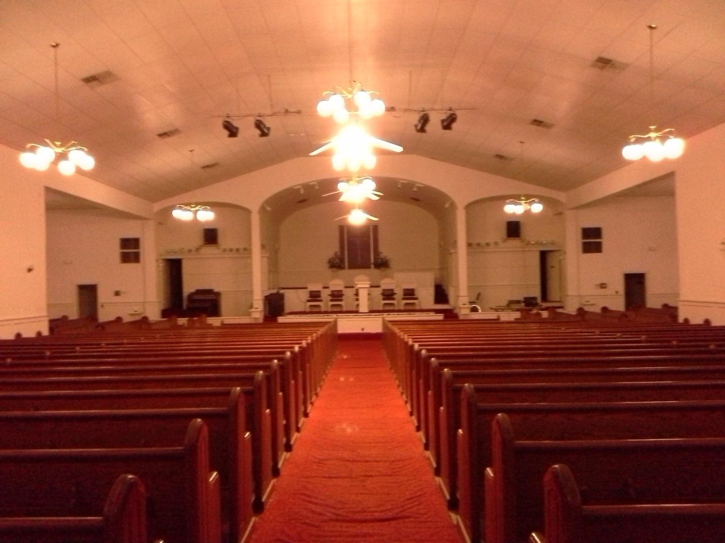 Harvest Ministries Family Worship Center (east)