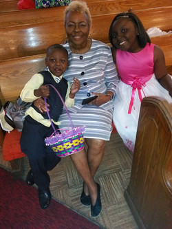 Grammy and great grands