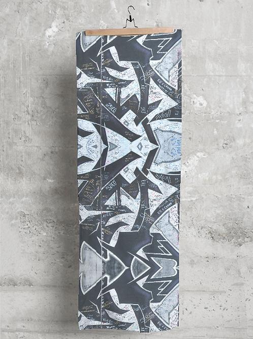 Modal Scarf - Graffiti 3