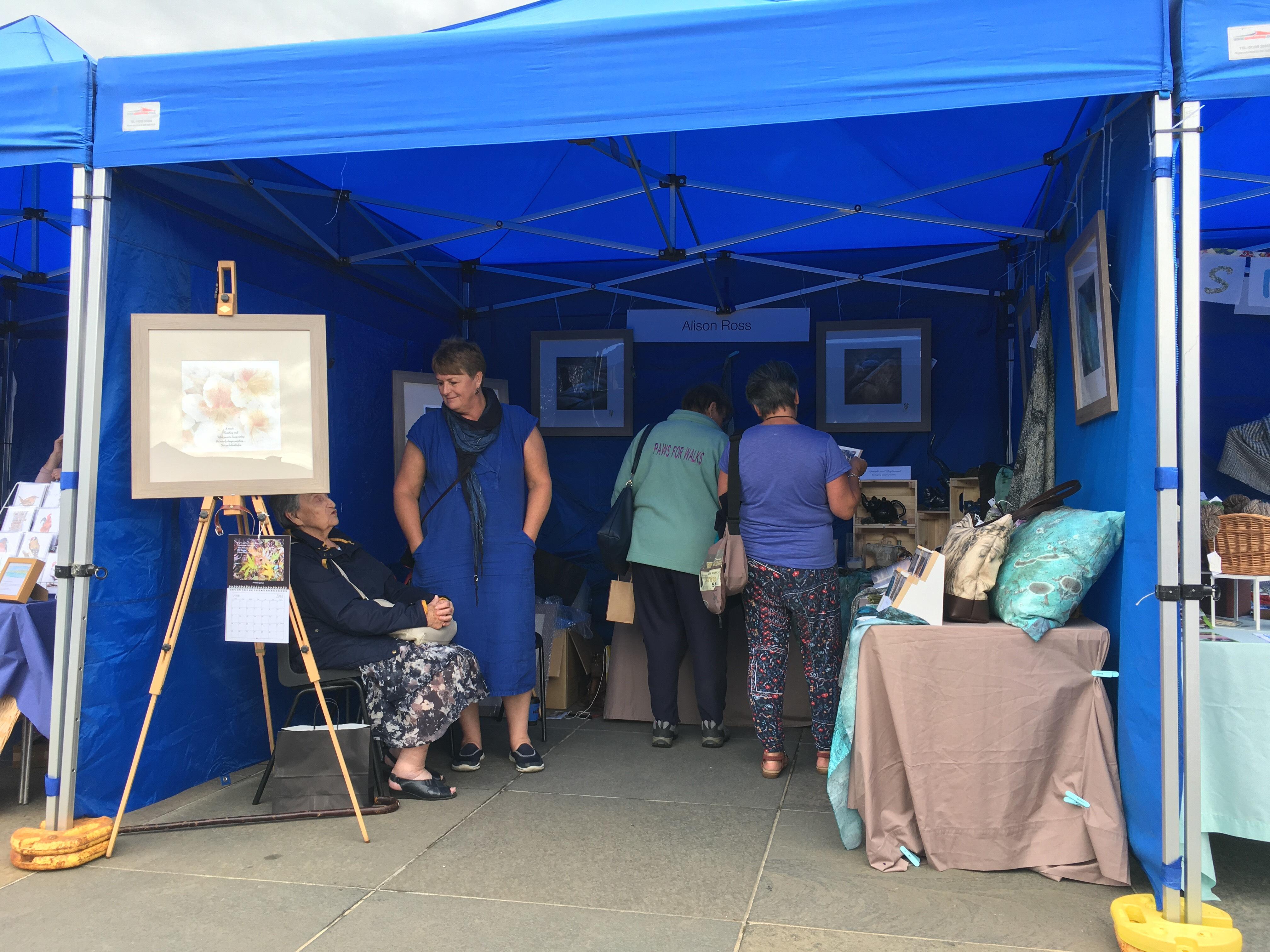Summer Fair Stall 2017