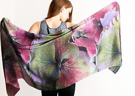 Alison-Ross_Winter-Flowers-II_long-scarf