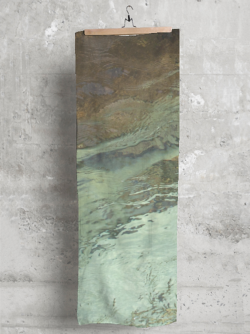 Modal Scarf - Mystic Waters