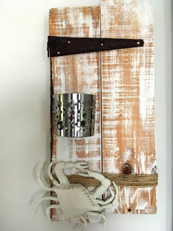 Beach Cottage Wall Sconce II