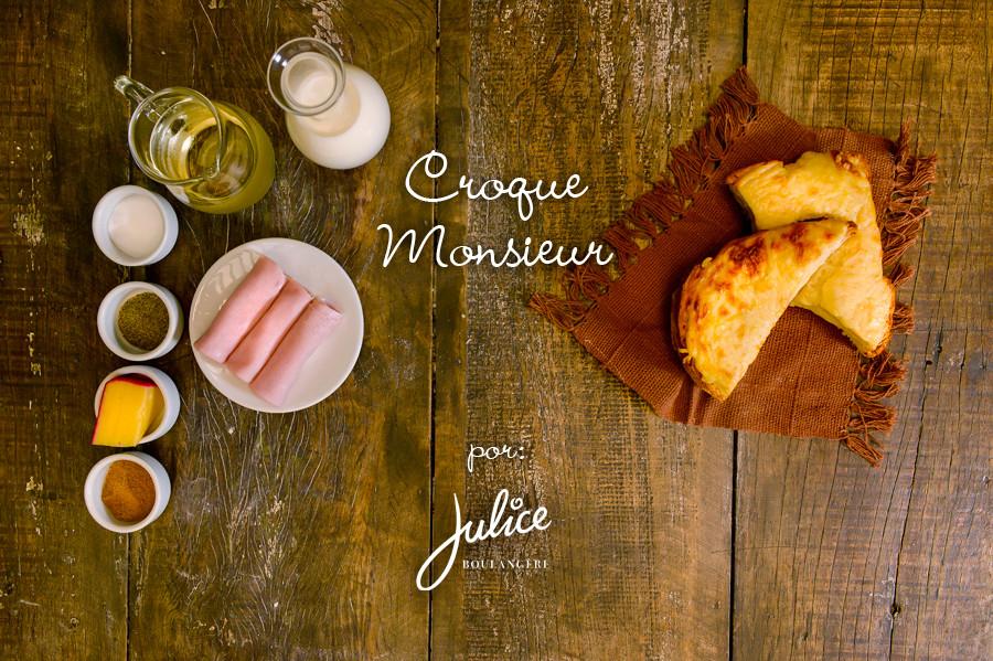Croque Monsieur Tradition