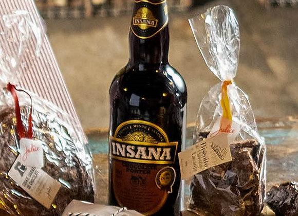 Cerveja Artesanal de Chocolate