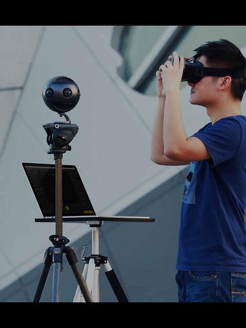 insta360pro,VRカメラ,4K VR,8K VR,同時配信,パッチング,
