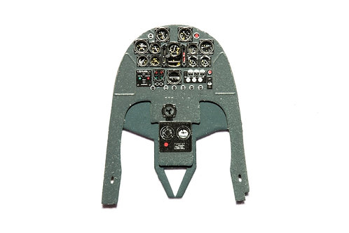 Yahu Models 1/48 Caudron CR.714 Color Instrument Panel Upgrade