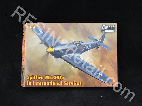 """SWORD Supermarine Spitfire XVIe """"International Services"""" SW72068"""