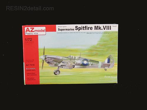 """AZ Model Supermarine Spitfire Mk. XIII """"RAAF"""" AZ7518"""