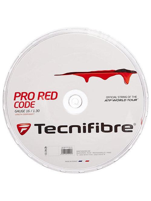 TECNIFIBRE RED CODE