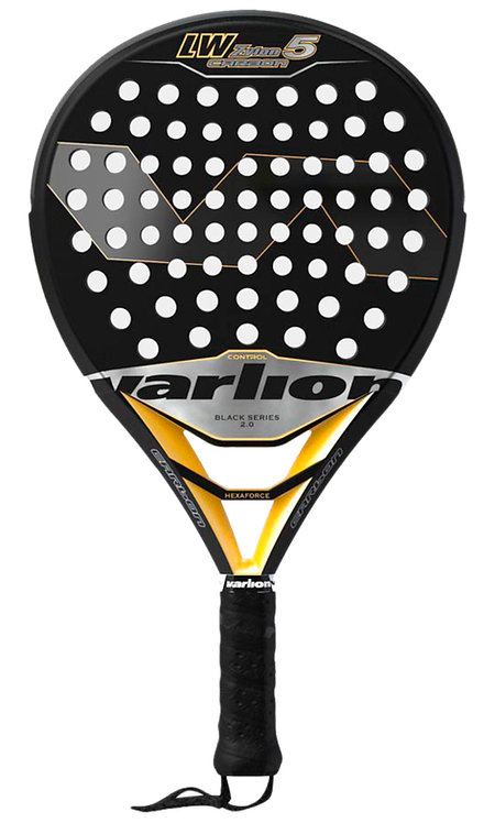VARLION LW ZYLON CARBON 5