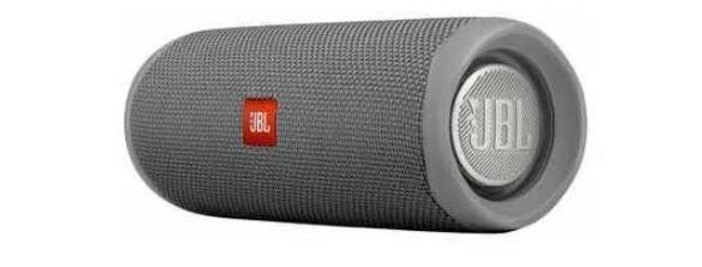 Parlante Bluetooth Jbl Flip5 Flip 5 Gris