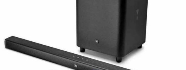 Jbl Bar 3.1 Barra De Sonido Con Bajo Inalámbrico