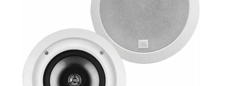 Parlantes De Techo Jbl Sp6cii Para Empotrar Sonido Ambiental