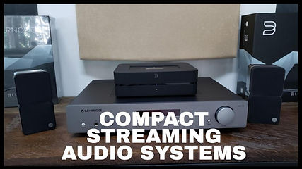 Showroom de Audio Premium - Dissmo 2020