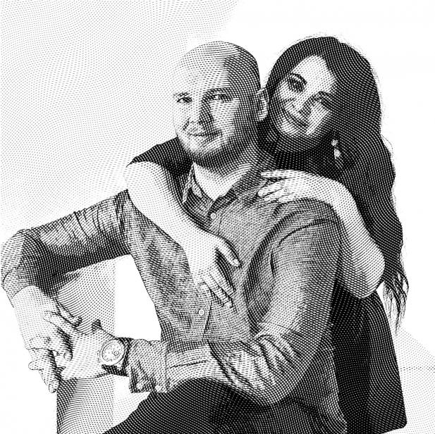 Павел и Юлия Дерюгины