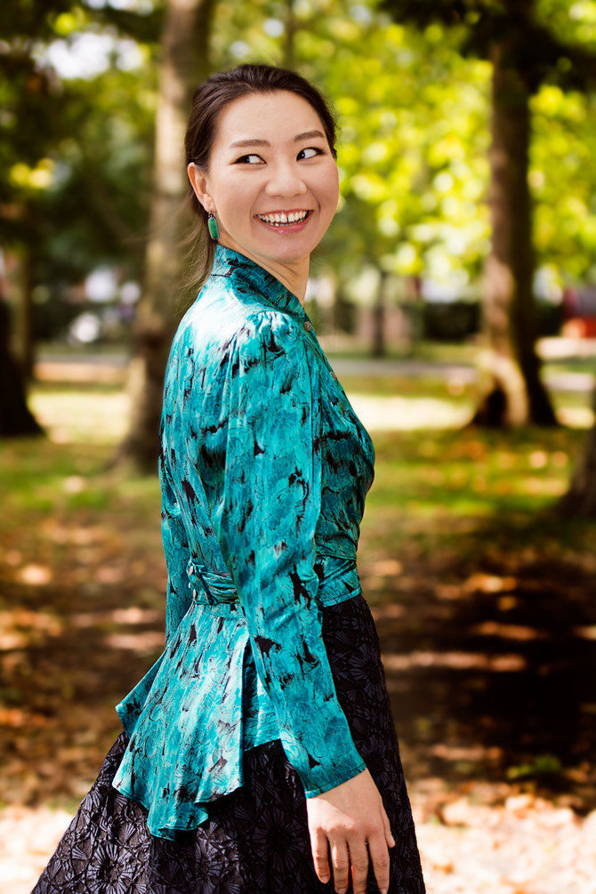 Kazakhstan pianist Dina Duisen brings fiery passion to Sunday morning recital at Nottingham's Ro
