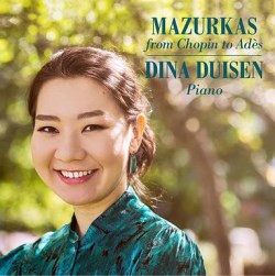 Polish folk flourishes in hands of Kazakh piano queen
