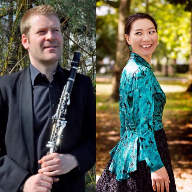 Союз фортепиано и кларнета