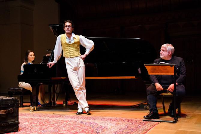 Пианистка Дина Дуйсен сыграла в одном концерте… с Лаврентием Берией