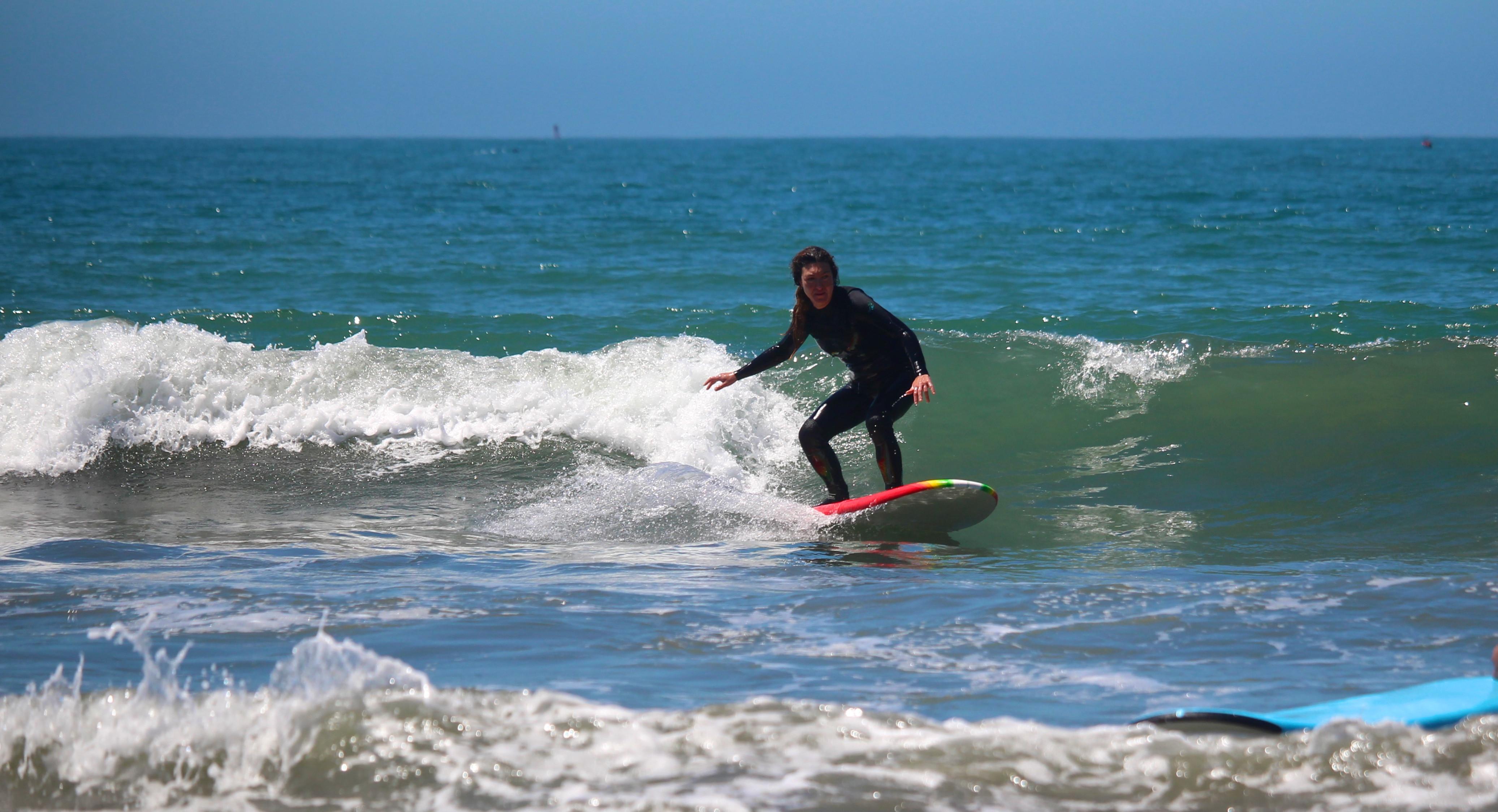 Surf School Group Photoshoot