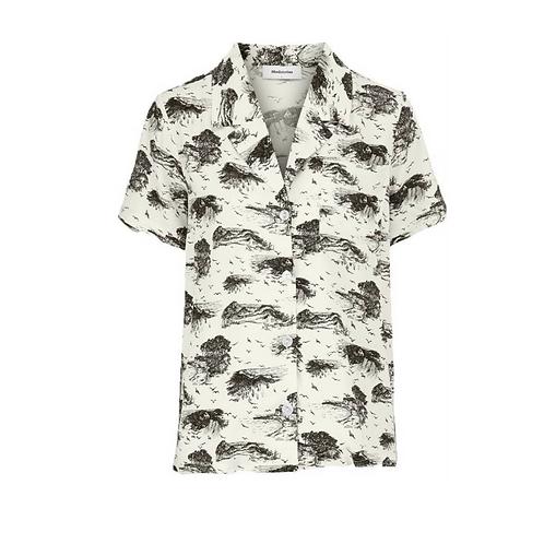 Ivar print shirt