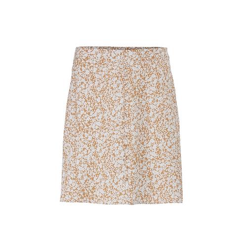 Isa print skirt