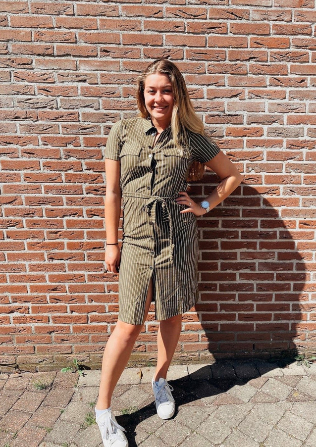 Donna Pasti outfit