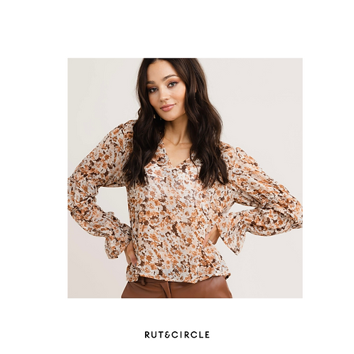 Rut&circle Mindy blouse