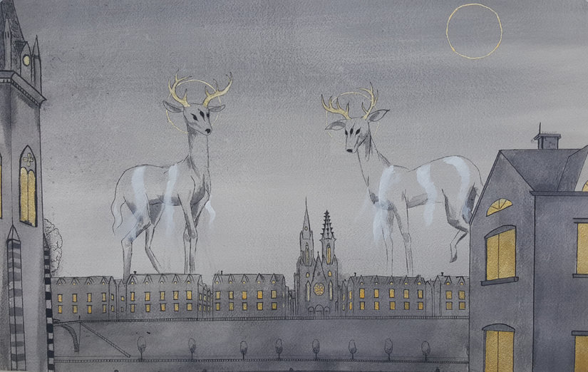 Spectral Deer