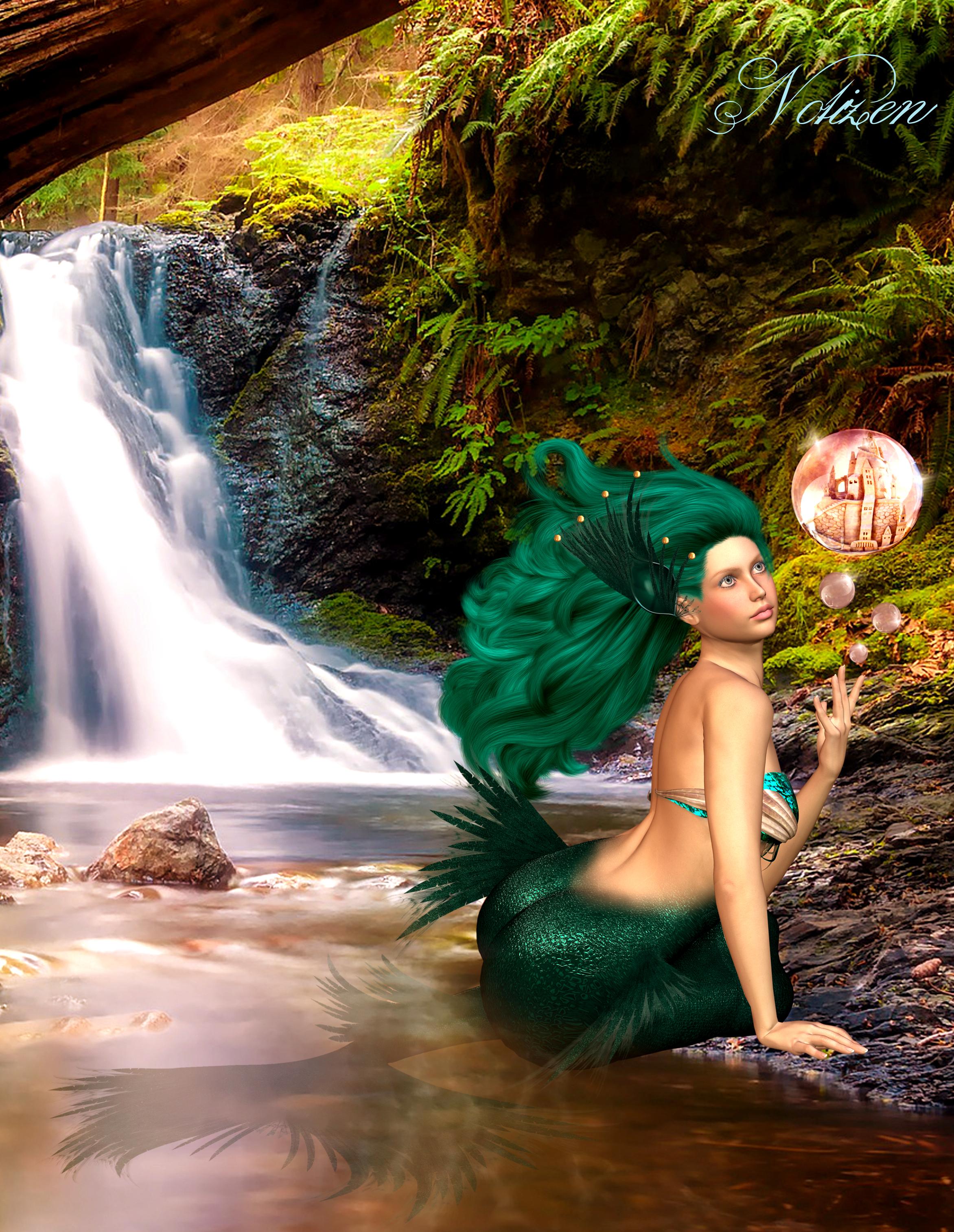 Fantasy Notizbuch 13: Tjirell, die M