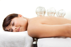 Therapeutic Cupping