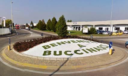 Benvenuti a Buccinasco