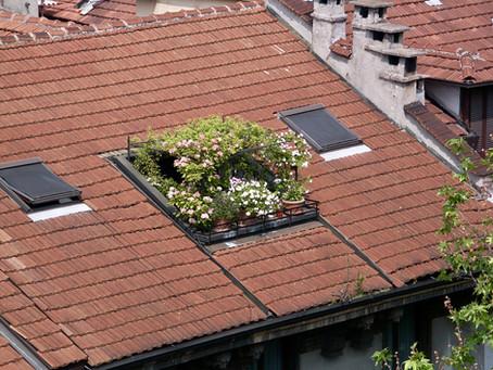 Ispirazioni per il terrazzo milanese: idee floreali