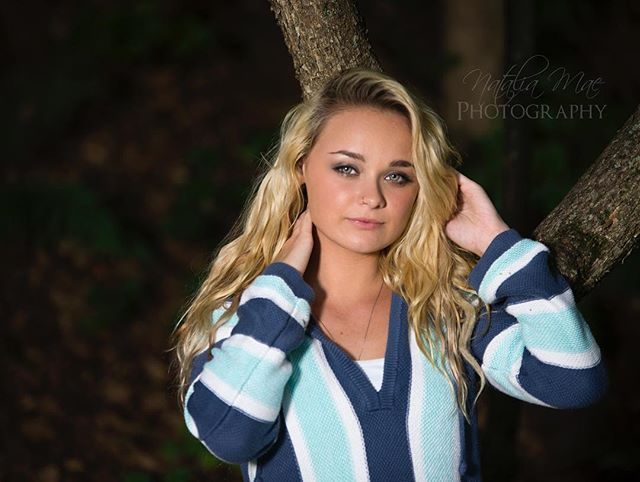 Tayler {class of 2017} Portage Central #nataliamaephotography