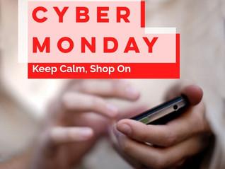 Cyber Monday shopping!
